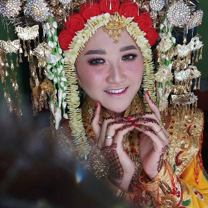 makeup natural nggk cukur alis by husna_makeup - 009
