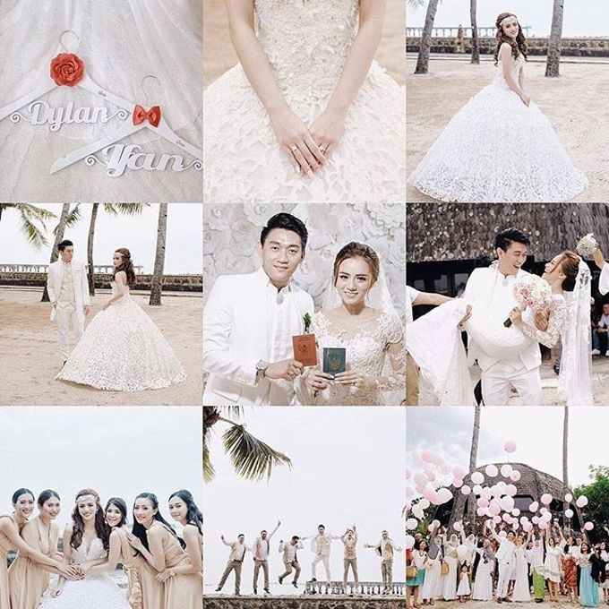 Wedding of Ifan Seventeen & Dylan Sahara by Sparkling Organizer - 005