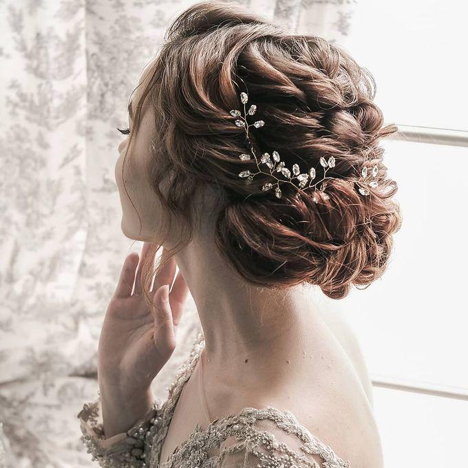 Risha x Cappio by Risha Hair Couture - 010