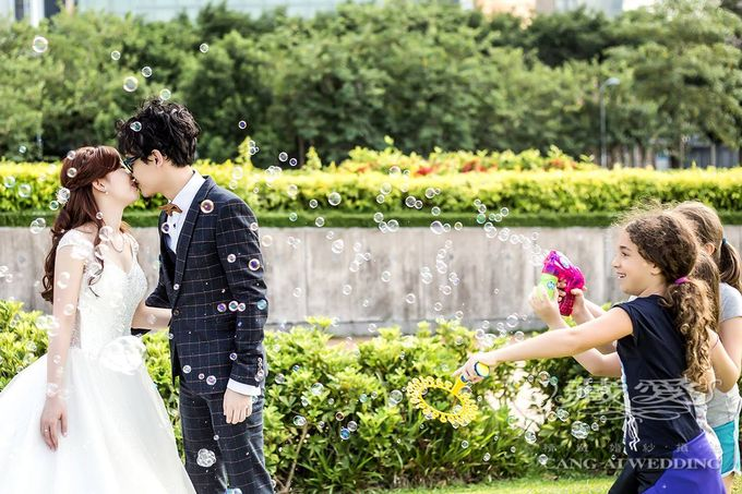 Actual Day by Cang Ai Wedding - 001
