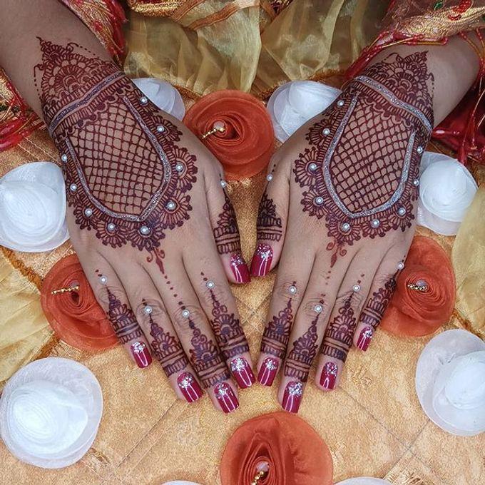 makeup natural nggk cukur alis by husna_makeup - 021