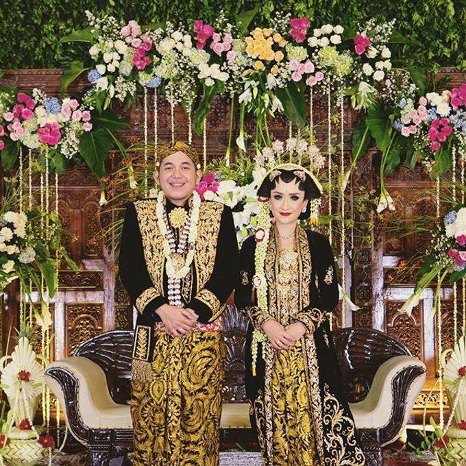 The Wedding of Annisa & Julian by Chandani Weddings - 002