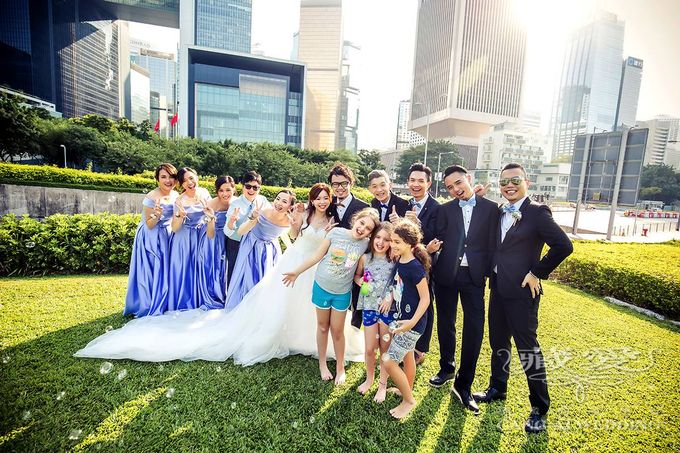 Actual Day by Cang Ai Wedding - 004