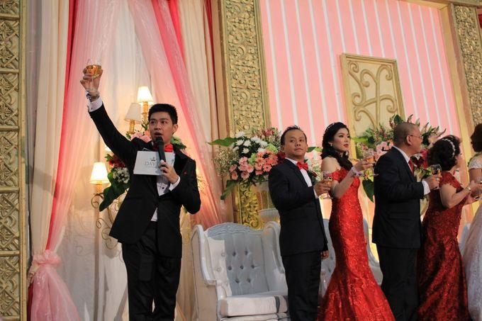 Mc wedding graha jala puspita - anthony stevven by Pelangi Cake - 006