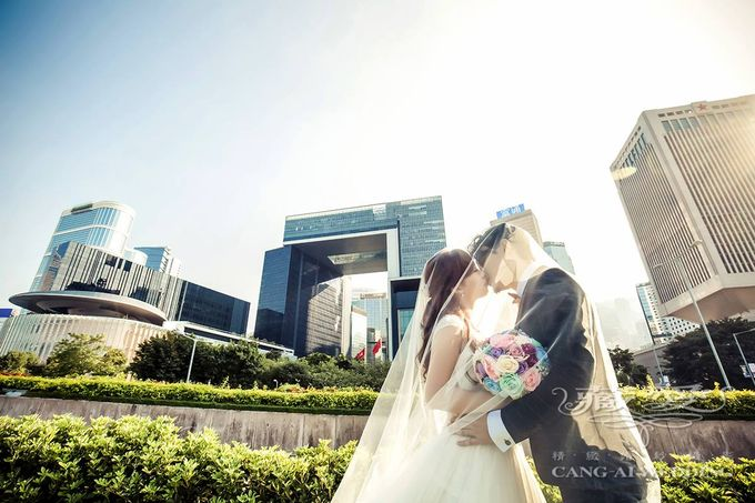Actual Day by Cang Ai Wedding - 005