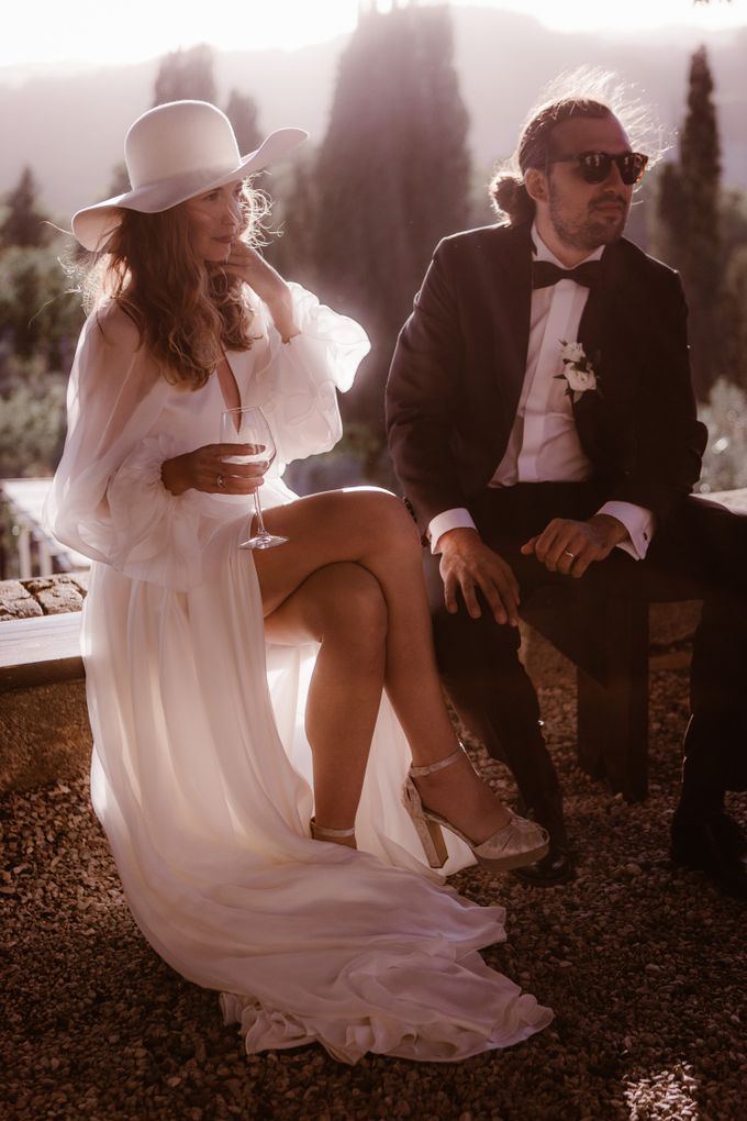 Alternative Wedding in Tenuta Mocajo in Tuscany  Italy by Fotomagoria - 043