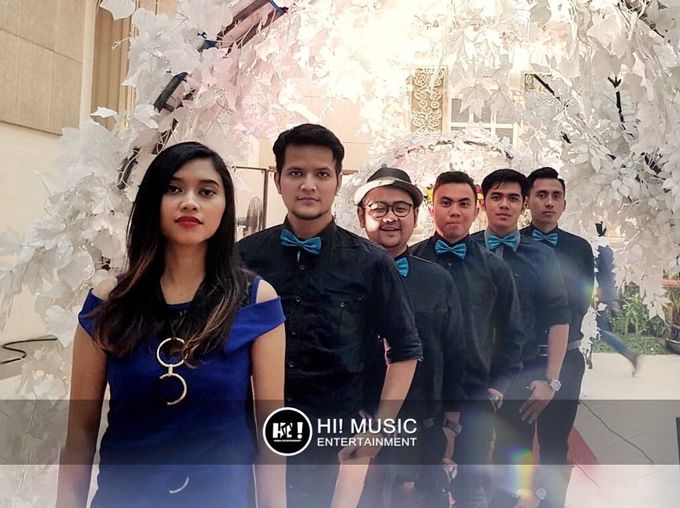 Wedding Reception Events (The Band) by Hi! Music Entertainment - 031