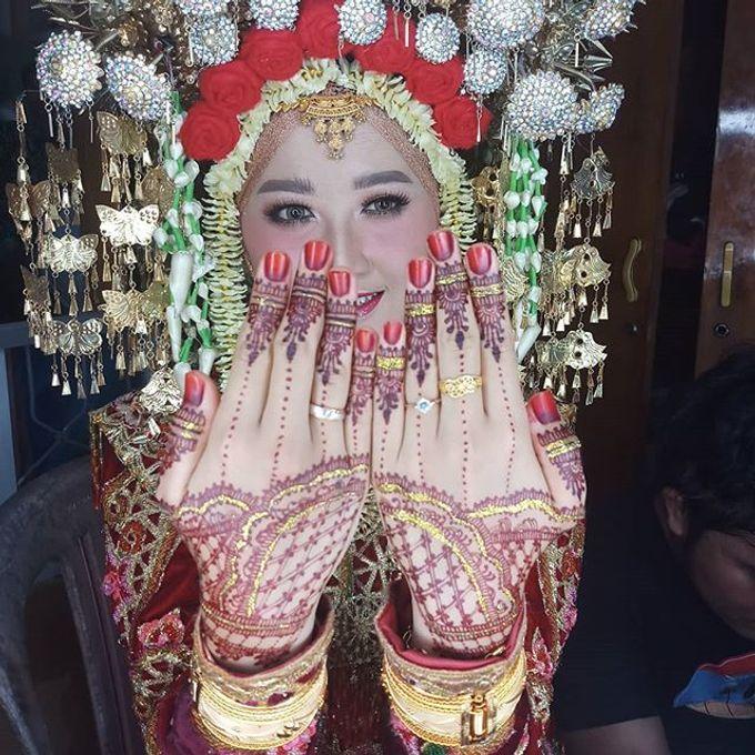 makeup natural nggk cukur alis by husna_makeup - 012