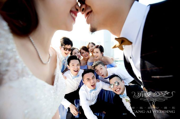 Actual Day by Cang Ai Wedding - 007