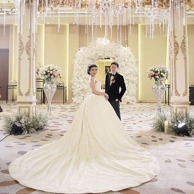 Sisca & Robby Wedding by Pullman Jakarta Indonesia - 001