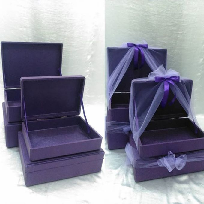Kotak Hantaran by Rieens Box N' Craft - 002