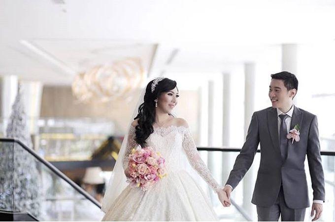 Sisca & Robby Wedding by Pullman Jakarta Indonesia - 002