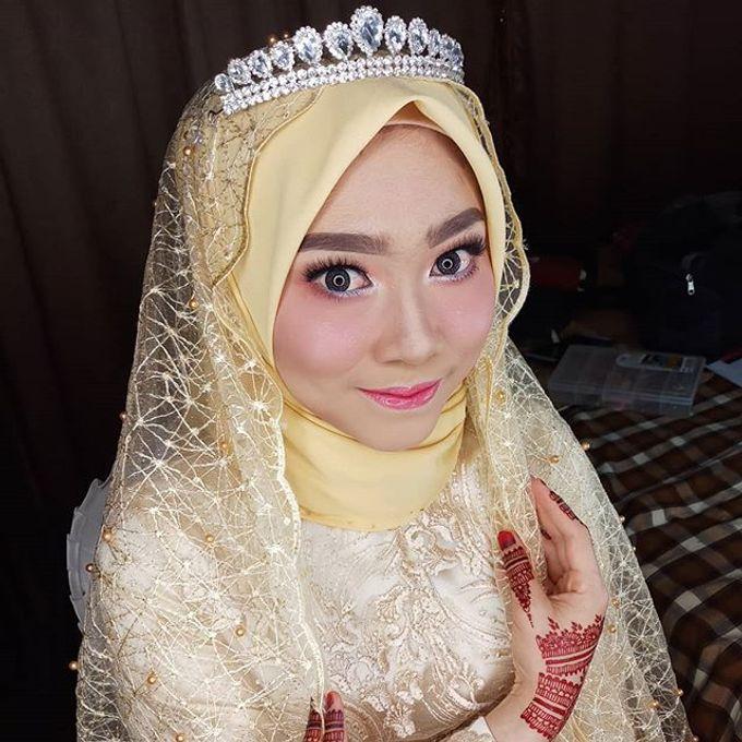 makeup natural nggk cukur alis by husna_makeup - 003