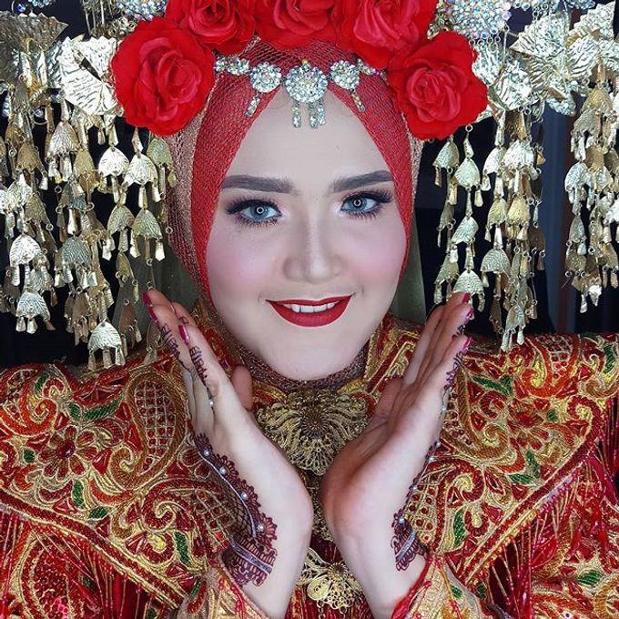makeup natural nggk cukur alis by husna_makeup - 016