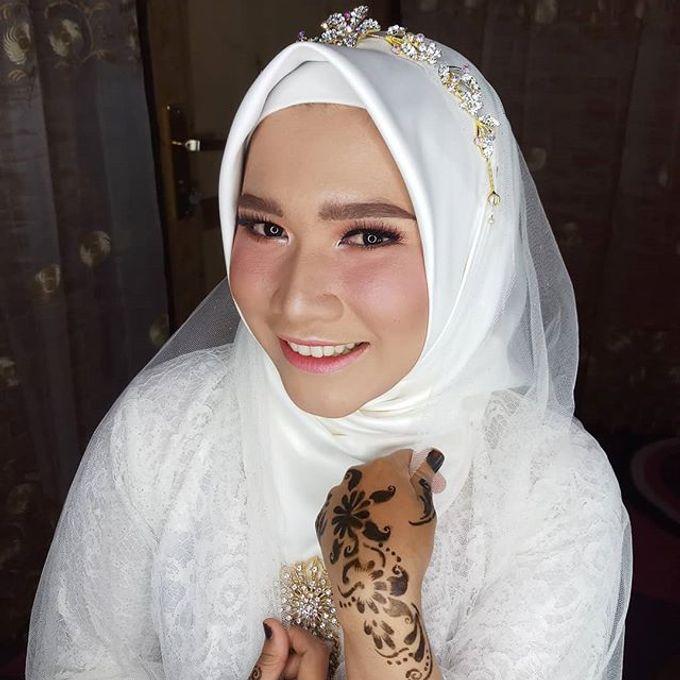 makeup natural nggk cukur alis by husna_makeup - 007