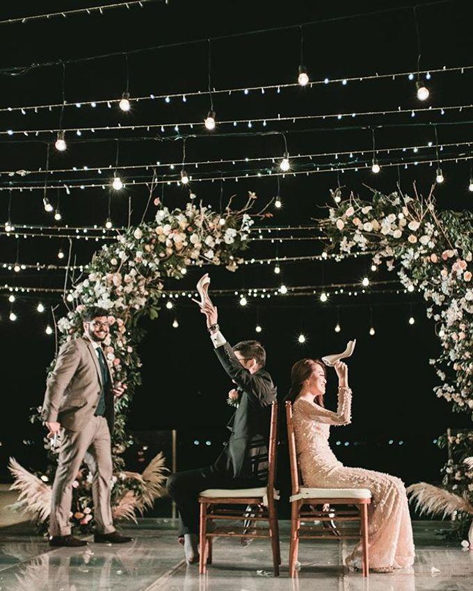 Rick & Joanne The Wedding by Namasa Portraire - 001