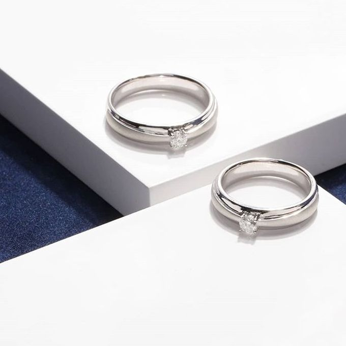 WEDDING RING by Lino and Sons - 017