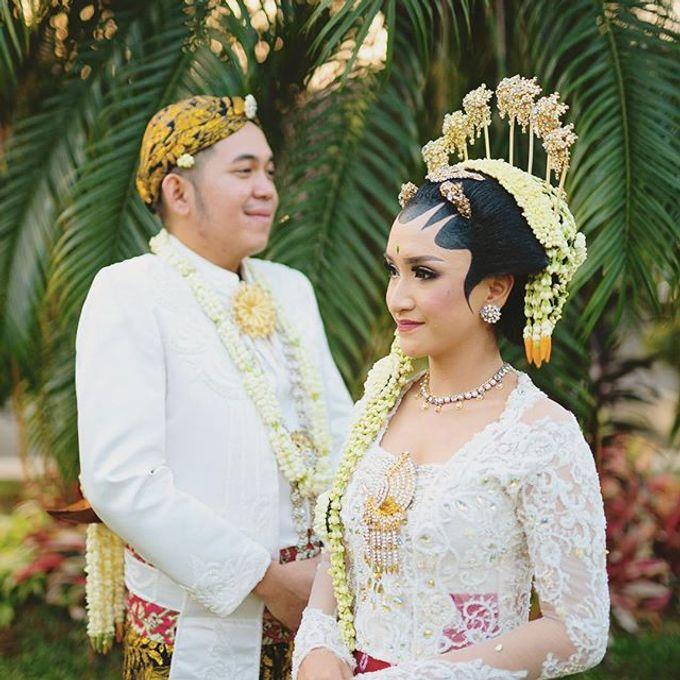 The Wedding of Annisa & Julian by Chandani Weddings - 011
