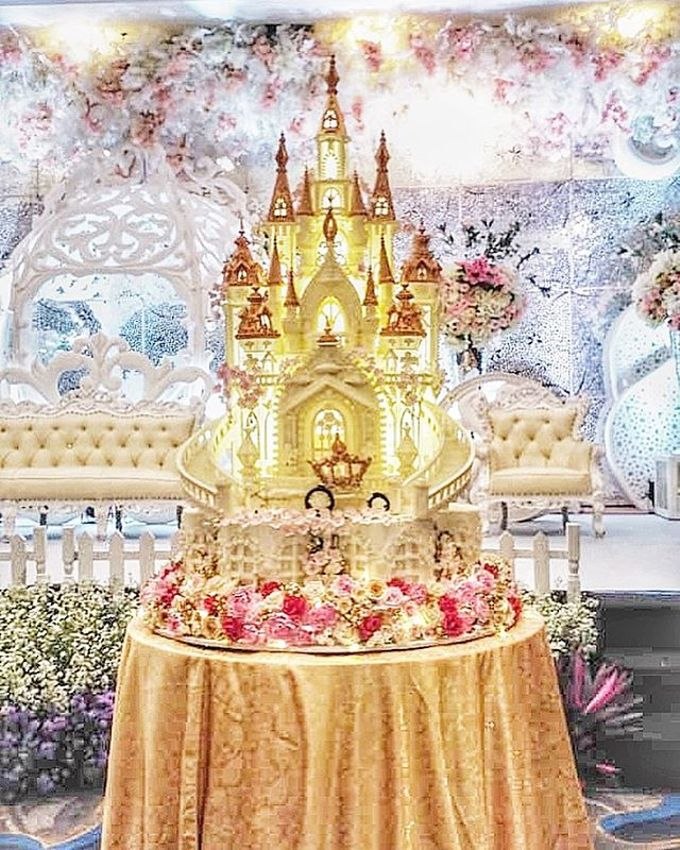 Wedding Cake - Real Wedding by RR CAKES - 027