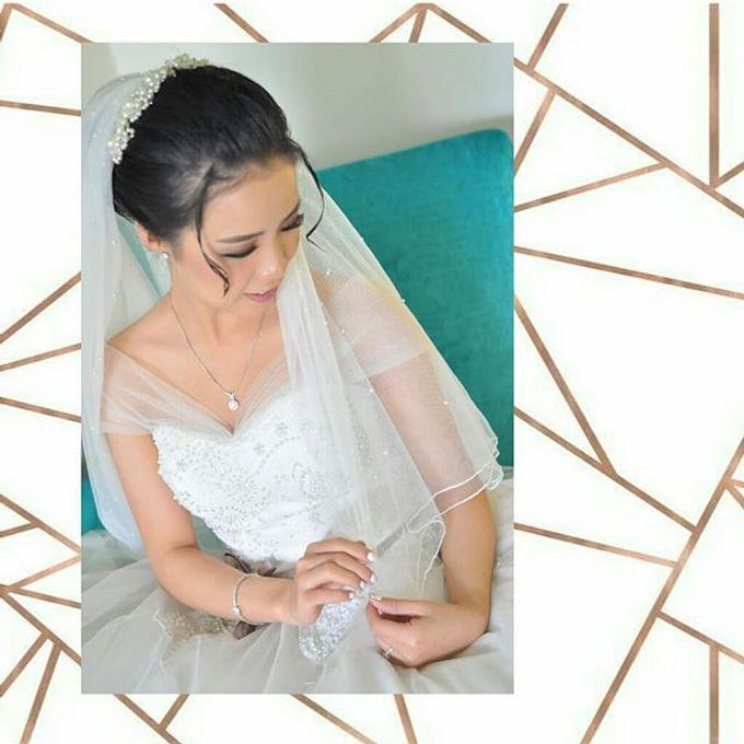Wedding Makeup by Yasca Natalia MakeupArtist - 002