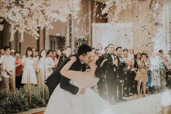Wedding of  Anton & Debby by Novotel Tangerang - 002