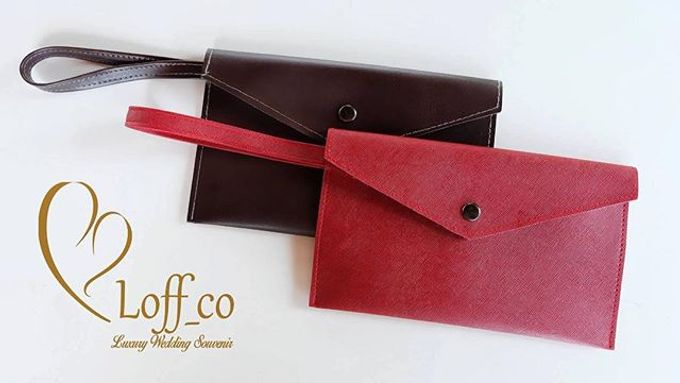 Functional Pouch, Passport & Card Holder by Loff_co souvenir - 034