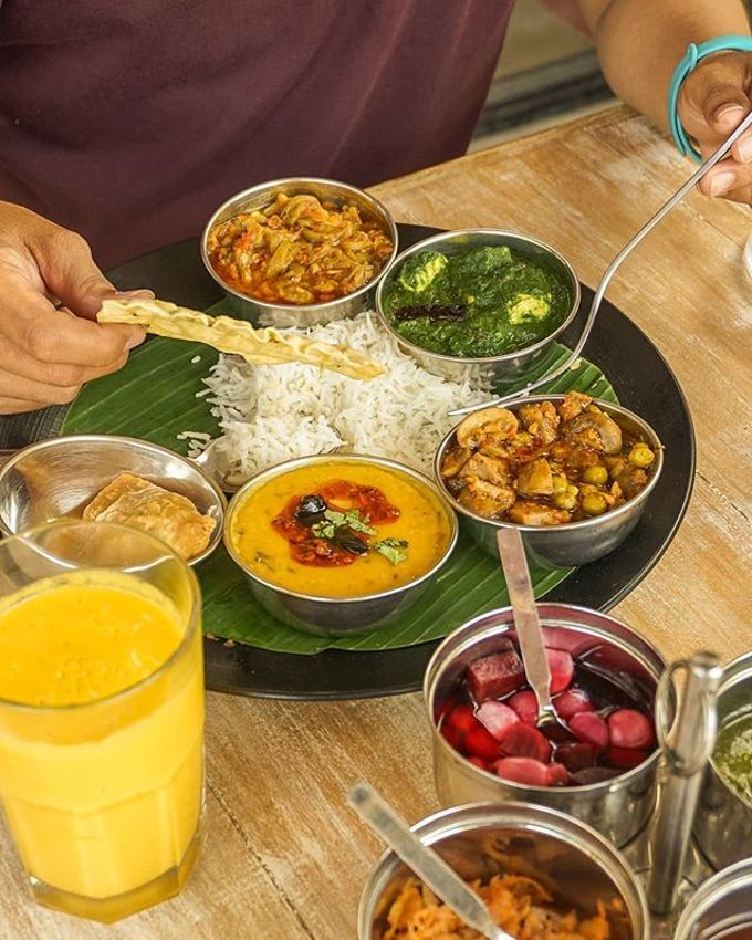 Catering for Indian Food by Roti Daal - Vegan & Vegetarian Indian Food - 019