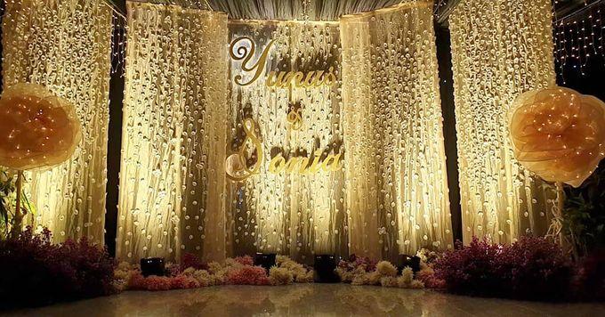 The Royal Wedding Of Yunus & Sonia by Eden Design - 005