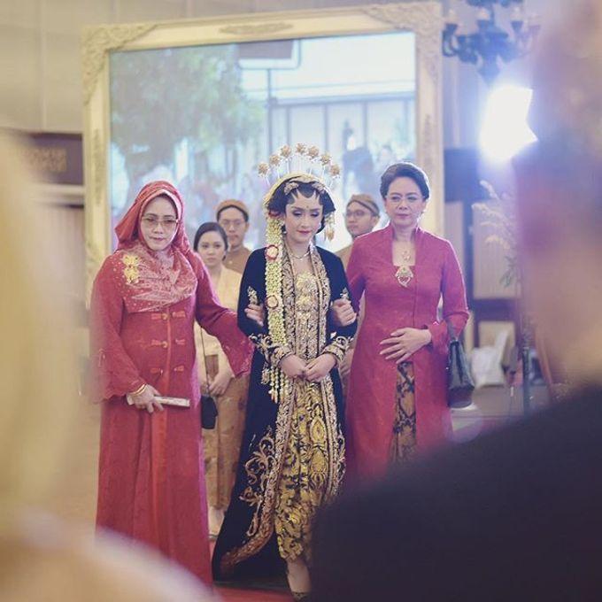 The Wedding of Annisa & Julian by Chandani Weddings - 004