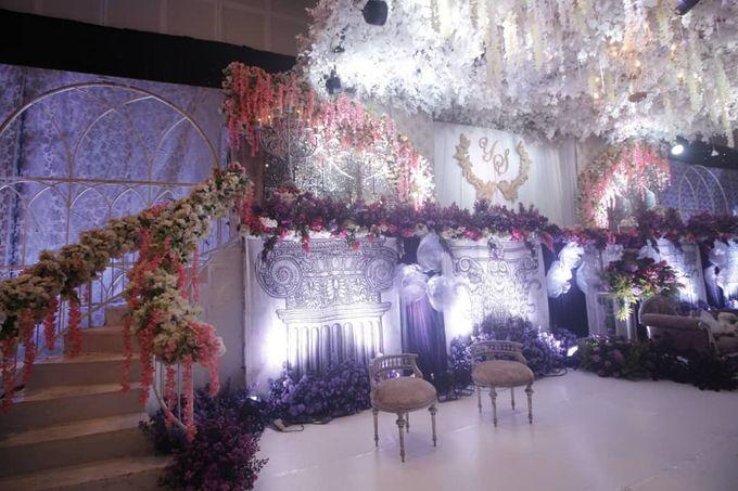 The Royal Wedding Of Yunus & Sonia by Eden Design - 006