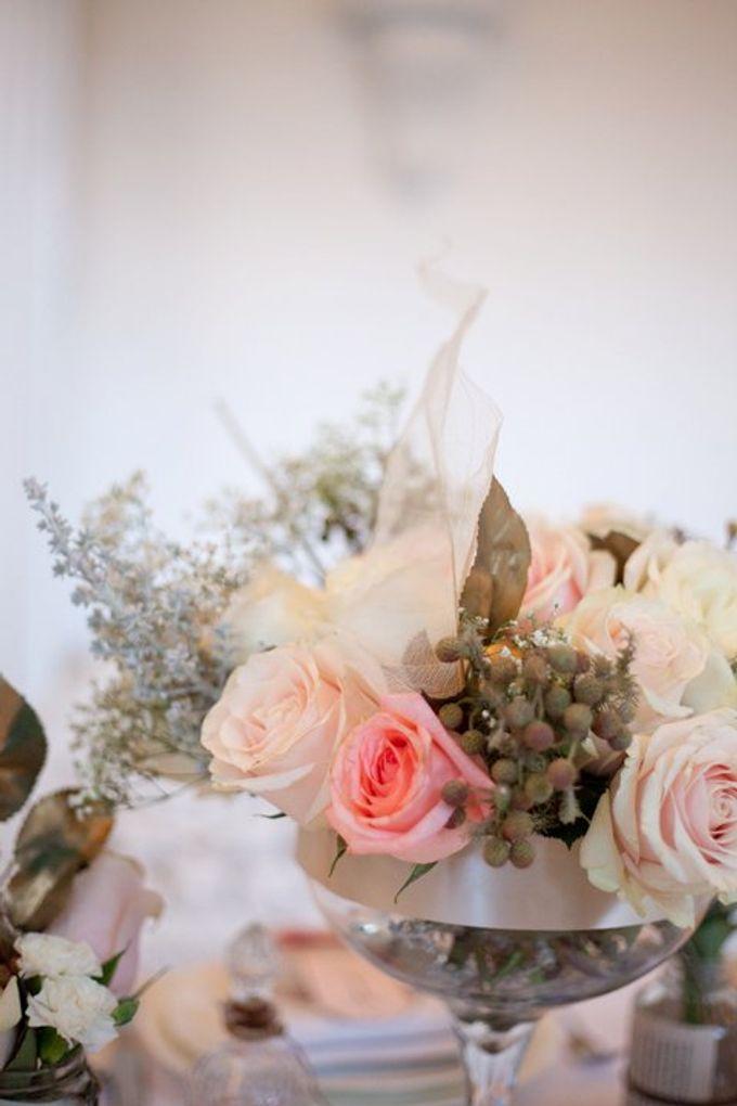a beautiful dream by Tea Rose Wedding Designer - 019