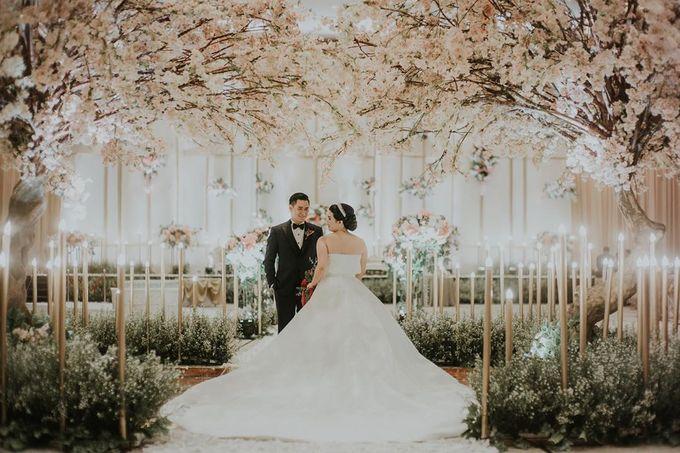 Wedding of  Anton & Debby by Novotel Tangerang - 001