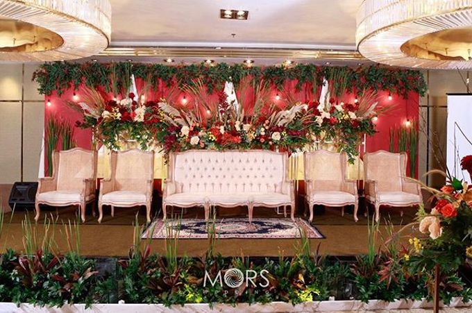 The Wedding of Aulia & Rikky by MORS Wedding - 008