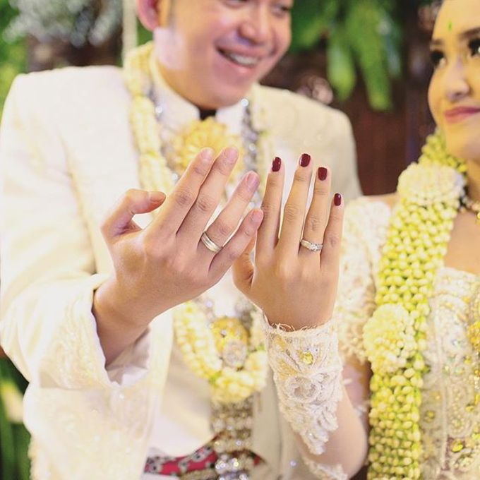 The Wedding of Annisa & Julian by Chandani Weddings - 010