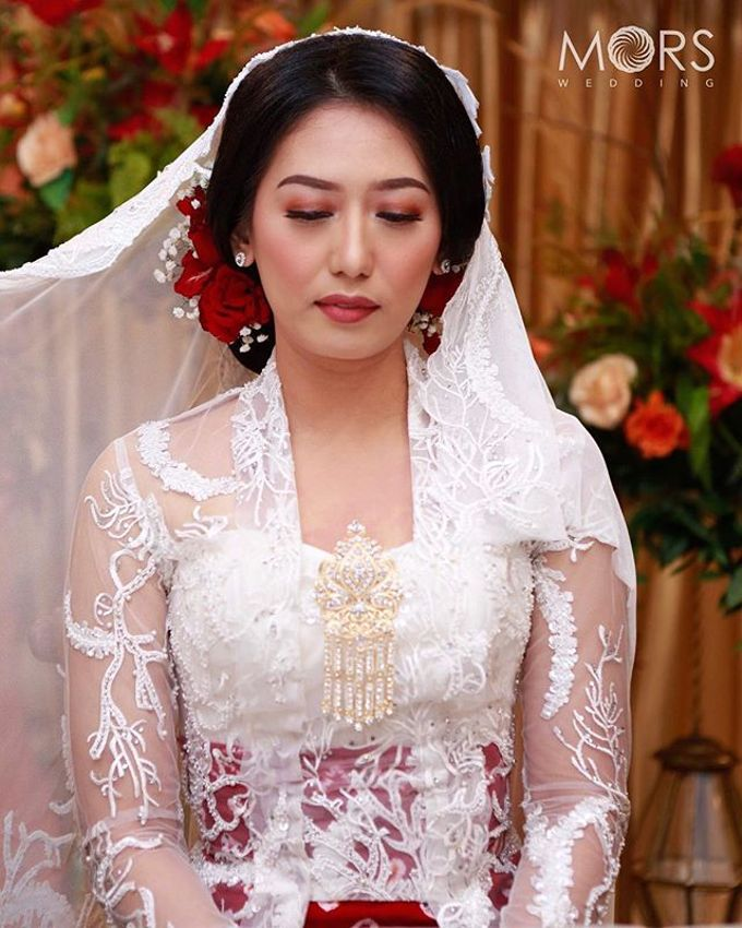 The Wedding of Aulia & Rikky by MORS Wedding - 002