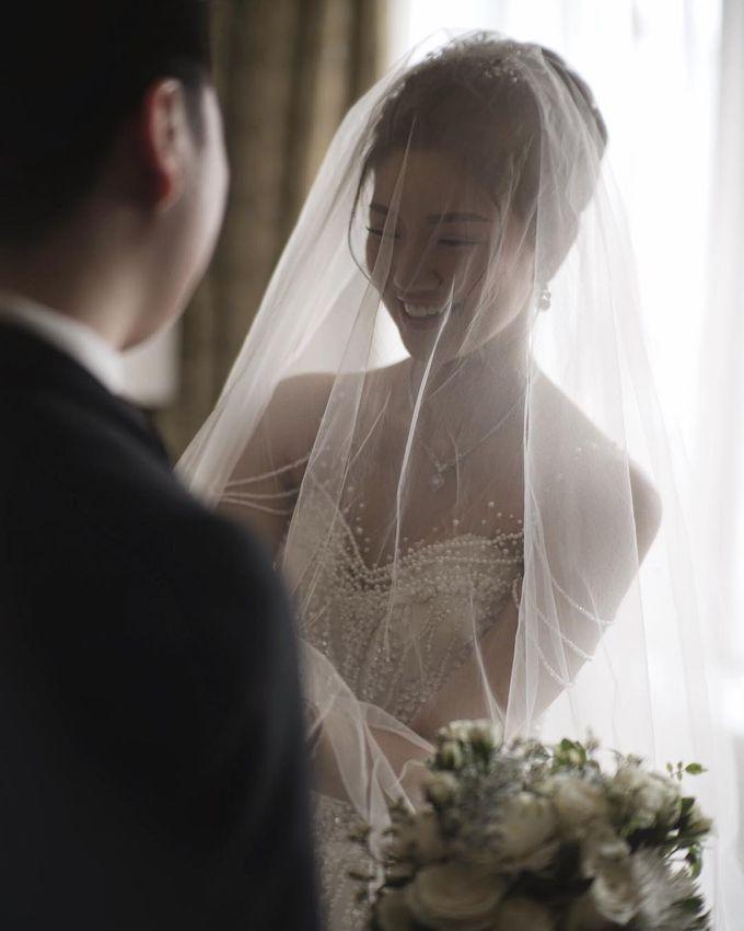 Ayana Midplaza - Kristian & Cressa by Maestro Wedding Organizer - 008