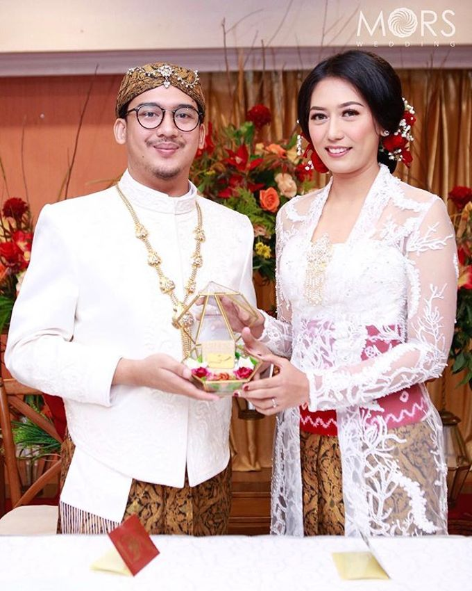 The Wedding of Aulia & Rikky by MORS Wedding - 005