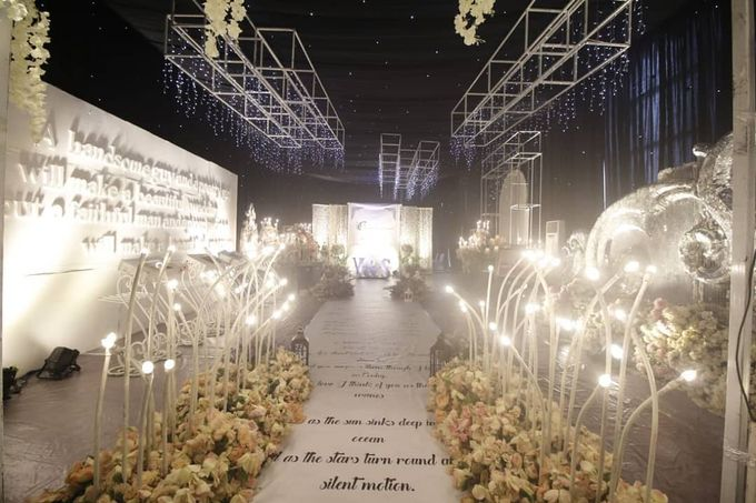 The Royal Wedding Of Yunus & Sonia by Eden Design - 007