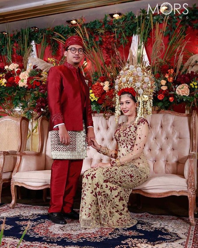 The Wedding of Aulia & Rikky by MORS Wedding - 007