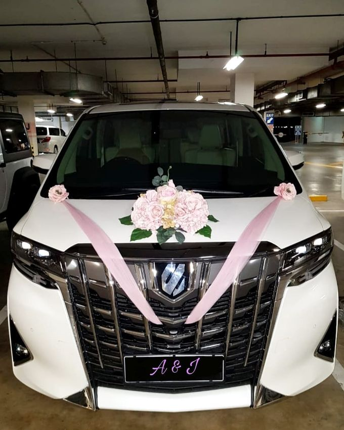 The Wedding of Anthony & Jocelyne by Priority Rent car - 001