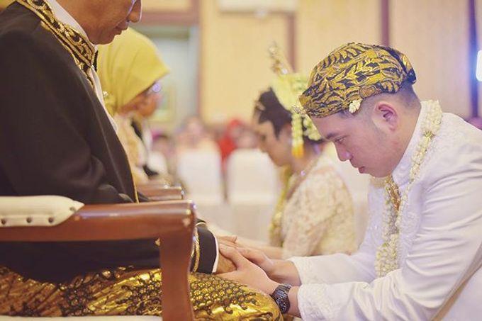 The Wedding of Annisa & Julian by Chandani Weddings - 007