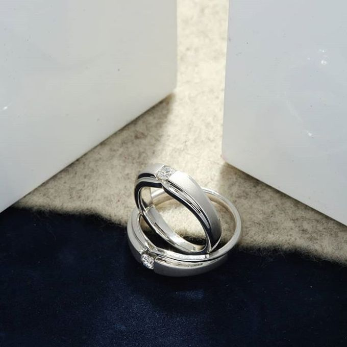 WEDDING RING by Lino and Sons - 014