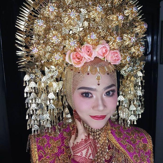makeup natural nggk cukur alis by husna_makeup - 005