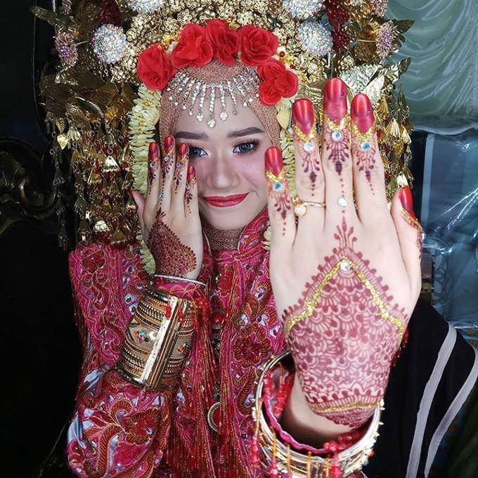 makeup natural nggk cukur alis by husna_makeup - 015