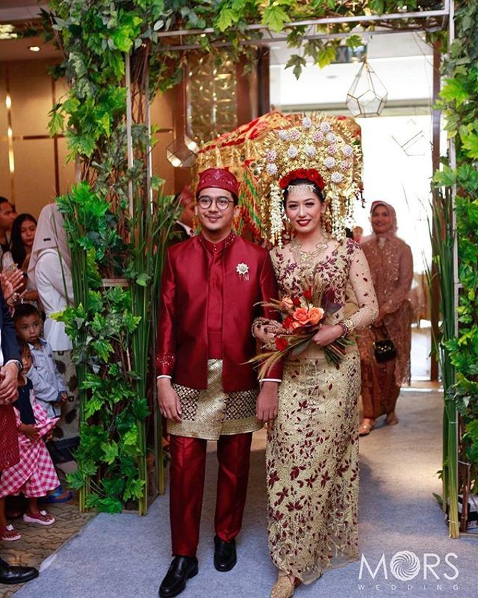 The Wedding of Aulia & Rikky by MORS Wedding - 009