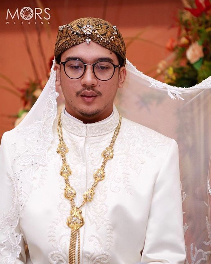 The Wedding of Aulia & Rikky by MORS Wedding - 003