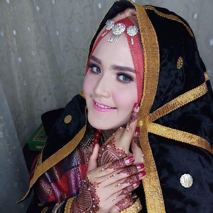 makeup natural nggk cukur alis by husna_makeup - 018