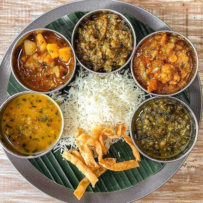 Catering for Indian Food by Roti Daal - Vegan & Vegetarian Indian Food - 013