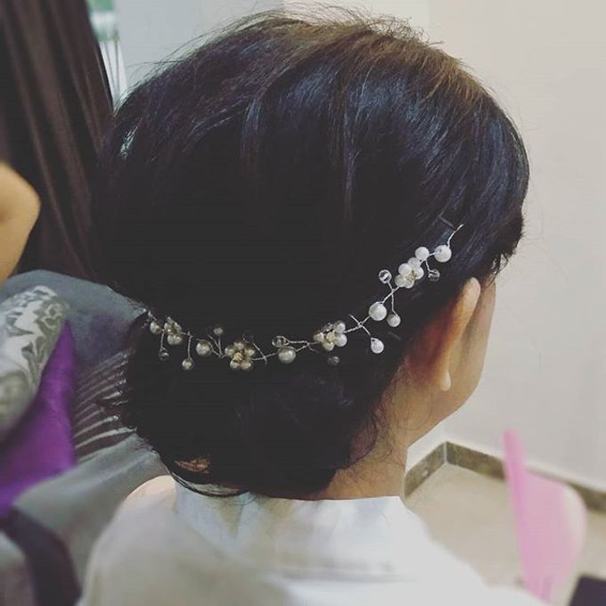 HAIR STYLING by CLICK MAKEUP - 023