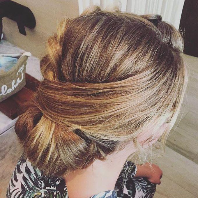 UPDO STYLES by Bali Hair and Makeup  / Anja buerck - 007